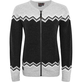 Elevenate W's Santiago Knit Pullover Anthracite